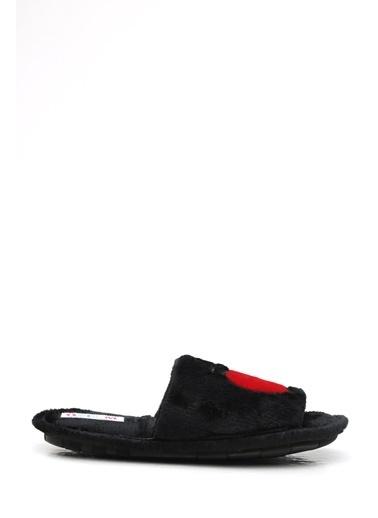 Violetta Shoes Ev Terliği Siyah